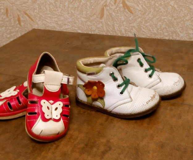 Обувь для девочки. Фото 1. Ярославль.