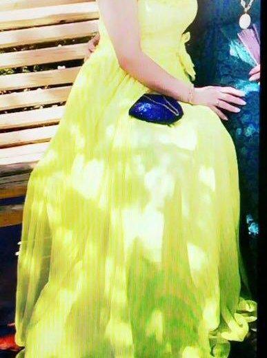 Вечернее платье. Фото 1. Махачкала.