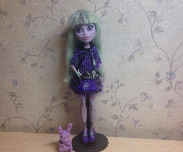 Кукла monster high твайла. Фото 1. Люберцы.