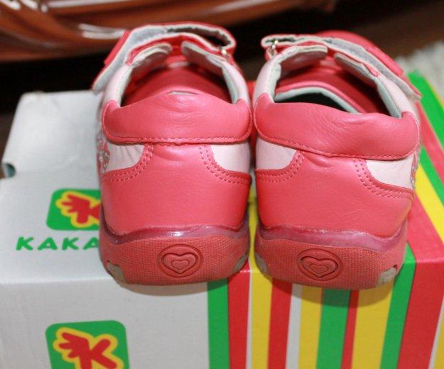Ботиночки для девочки. Фото 4. Москва.