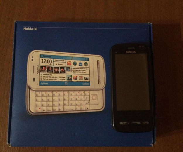 Nokia c6. Фото 1. Ставрополь.