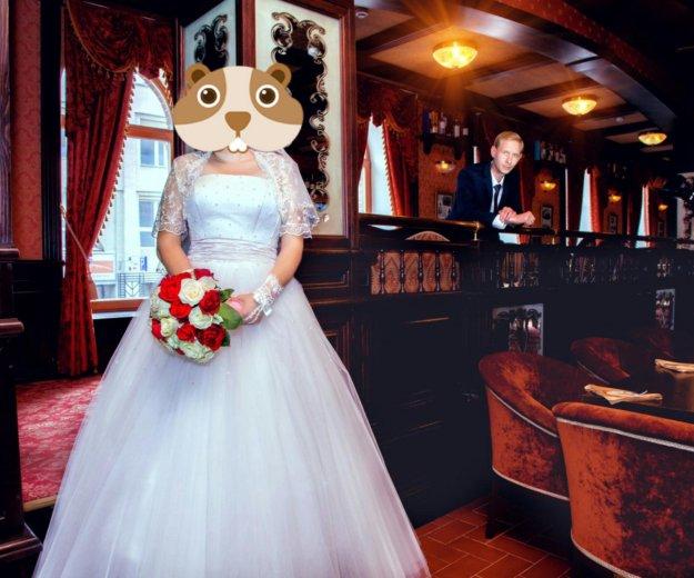 Свадебное платье. Фото 1. Уфа.