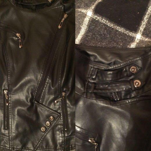 Кожаная куртка косуха. Фото 3. Петрозаводск.