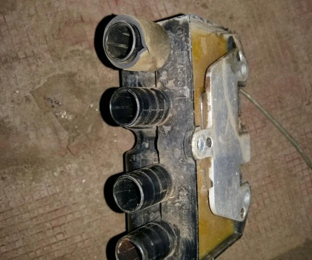 Модуль зажигания на шевроле ланос. Фото 1. Оренбург.
