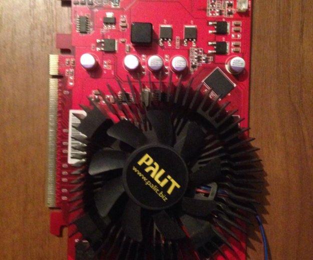 Geforce 9600gt 512mb. 256bit. dvi. hdmi. Фото 1. Гулькевичи.