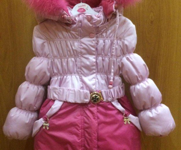 Куртка на девочку. Фото 1. Карабаново.