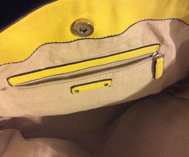 Новая zara сумка зара шоппер. Фото 2. Москва.