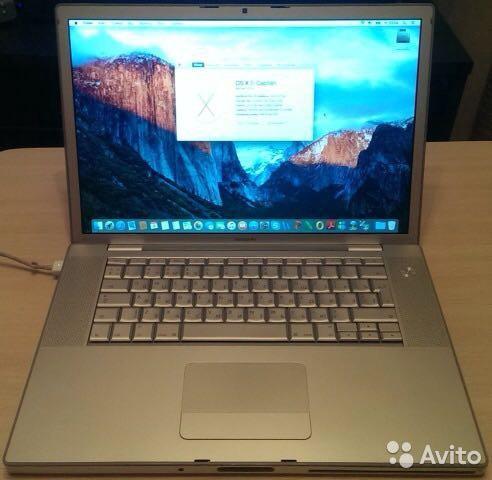 Apple macbook 15ma895 (62 цикла). Фото 1. Нижний Новгород.