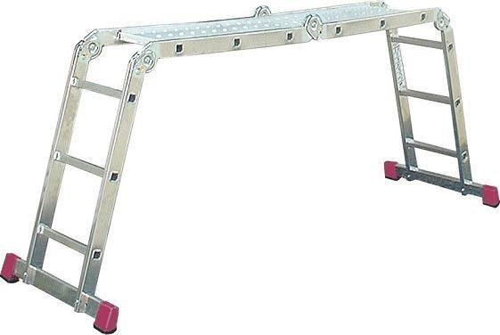 Лестница-трансформер алюмет т-433 4х3 (т433). Фото 3. Уфа.