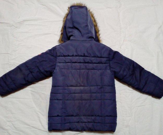 Куртка зимняя на мальчика 8-11 лет. Фото 3. Кинешма.