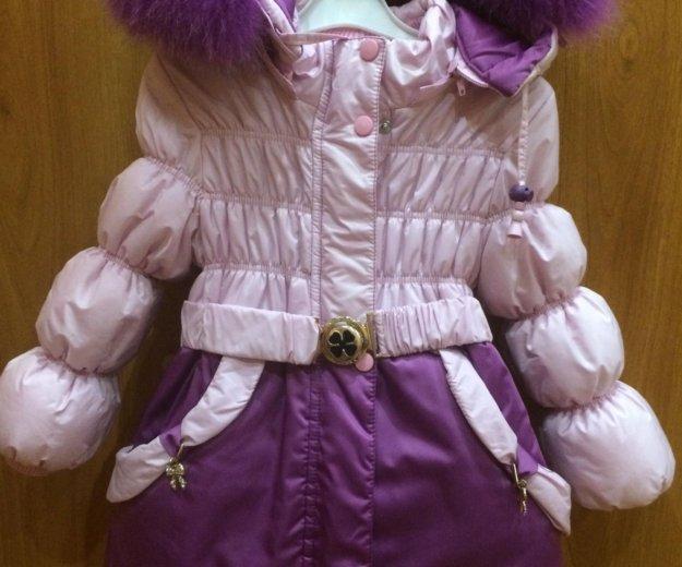 Куртка пальто зимнее. Фото 1. Карабаново.