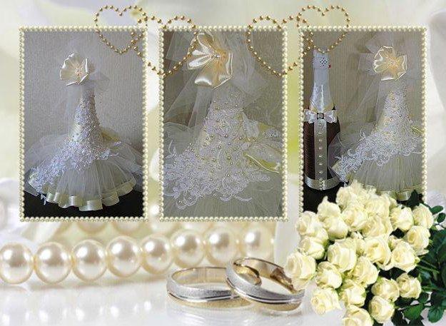 Изготовление свадебных аксессуаров. Фото 1. Саратов.