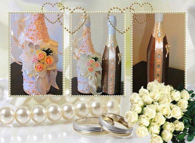 Изготовление свадебных аксессуаров. Фото 4. Саратов.