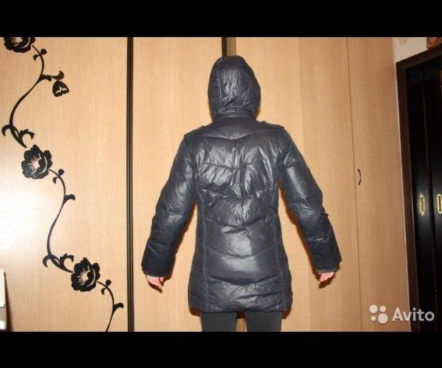 Курта пуховик для девочки подростка. Фото 3. Москва.