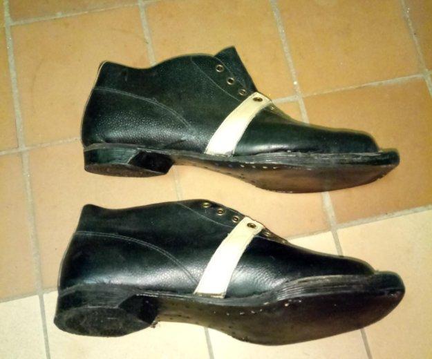 Ботинки ллыжные. Фото 2. Зеленоград.