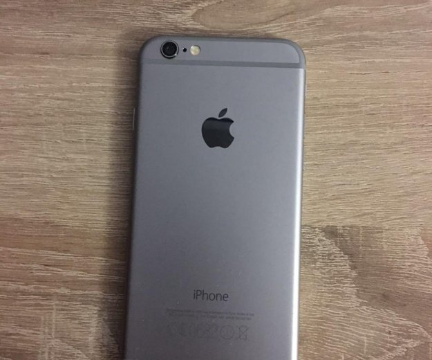 Iphone 6 16gb. Фото 4. Краснодар.