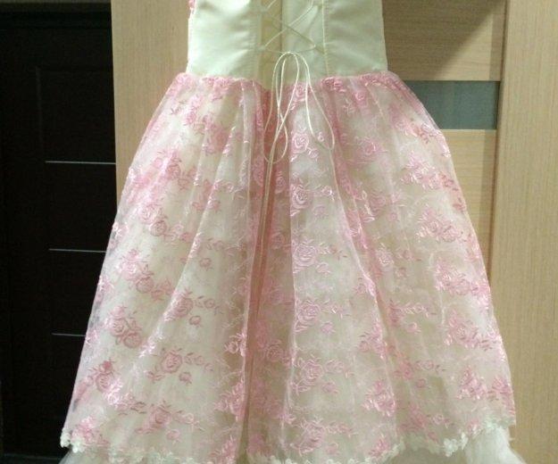 Платье для девочек. Фото 2. Пенза.