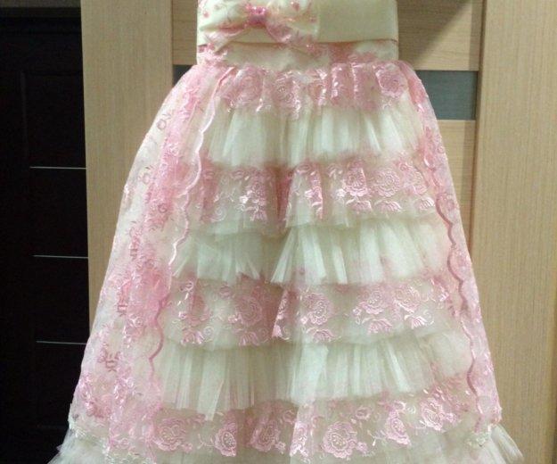 Платье для девочек. Фото 4. Пенза.