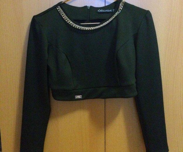 Новый красивый костюмчик, юбка и блуза. Фото 1. Москва.