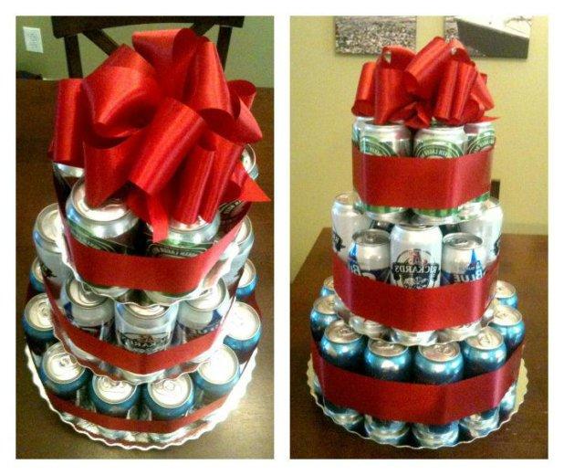 Торт из пива. Фото 1. Екатеринбург.