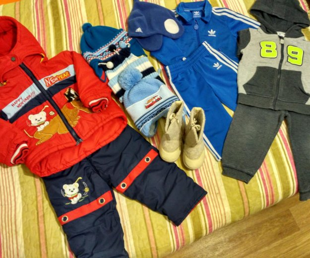 Вещи пакетом 1-2 года. Фото 1. Калининград.