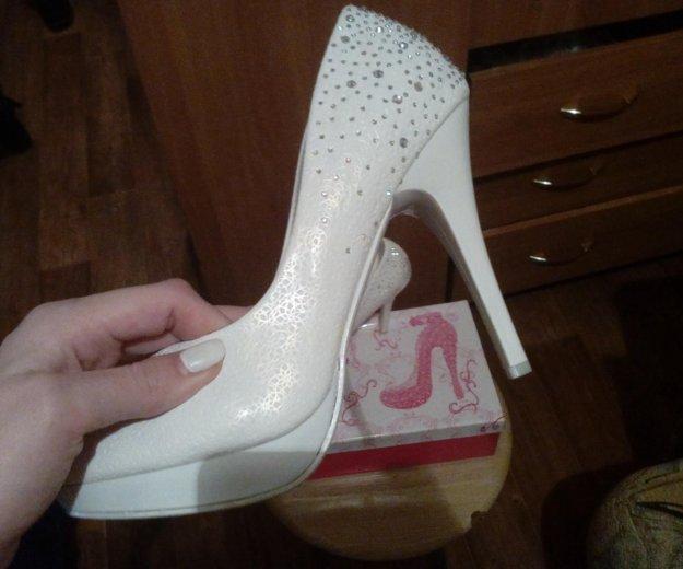 Свадебные туфли. Фото 1. Кострома.