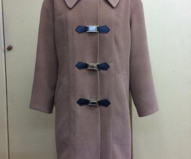 Женское демисезонное пальто ‼️ручная работа ‼️. Фото 1. Омск.