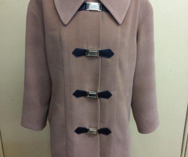 Женское демисезонное пальто ‼️ручная работа ‼️. Фото 3. Омск.