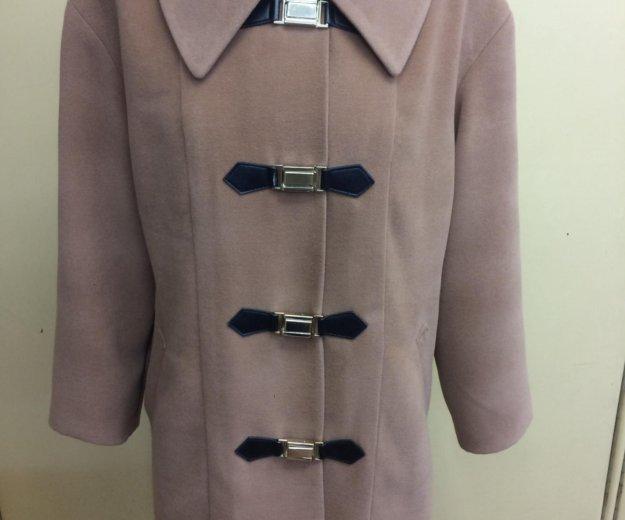 Женское демисезонное пальто ‼️ручная работа ‼️. Фото 2. Омск.