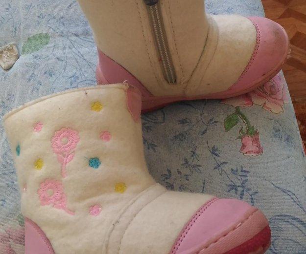 Зимняя детская обувь. Фото 2. Нижнекамск.