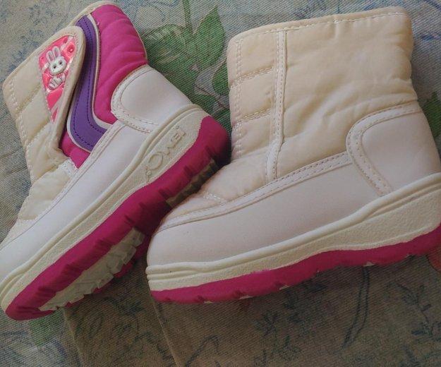 Зимняя детская обувь. Фото 4. Нижнекамск.