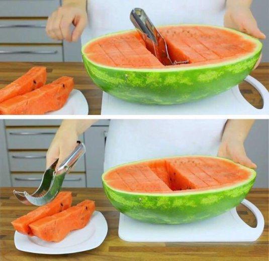 Нож для арбуза. Фото 2. Москва.