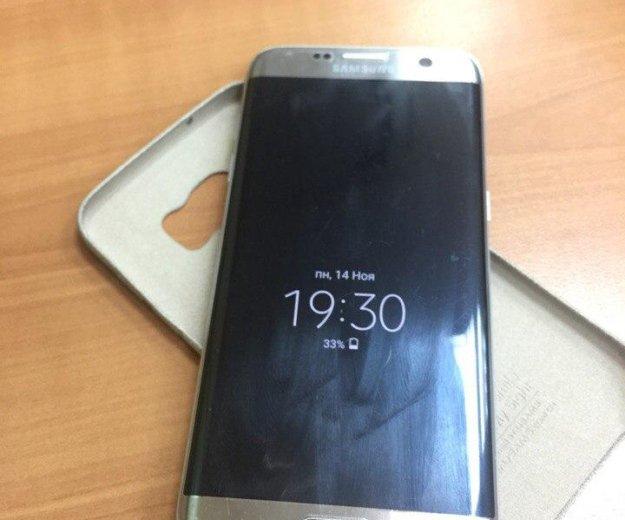 Samsung galaxy s7 edge. Фото 2. Ноябрьск.