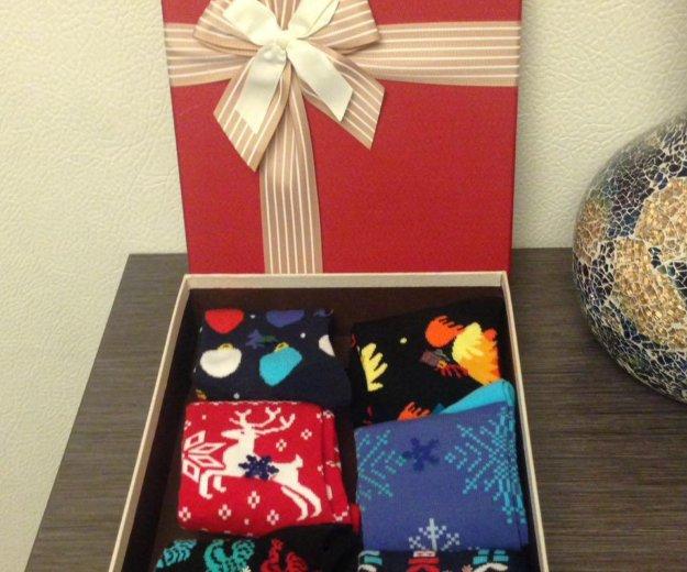 Подарочные носки.. Фото 1. Красноярск.