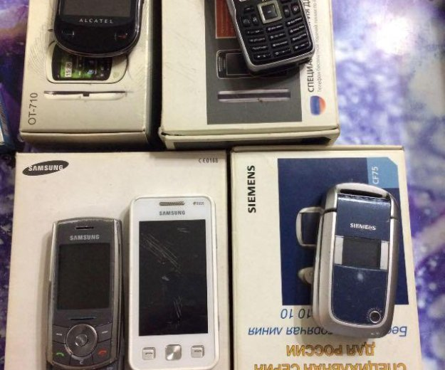 Старые телефоны. Фото 4. Москва.