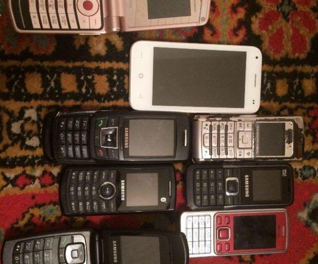 Старые телефоны. Фото 2. Москва.