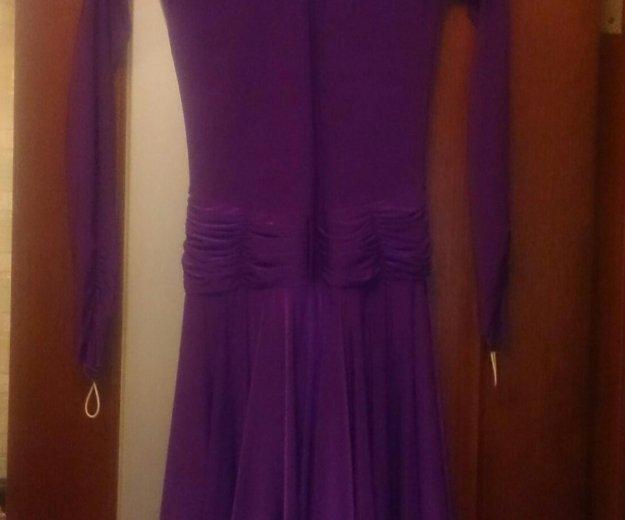 Платье для бальных танцев. Фото 1. Москва.