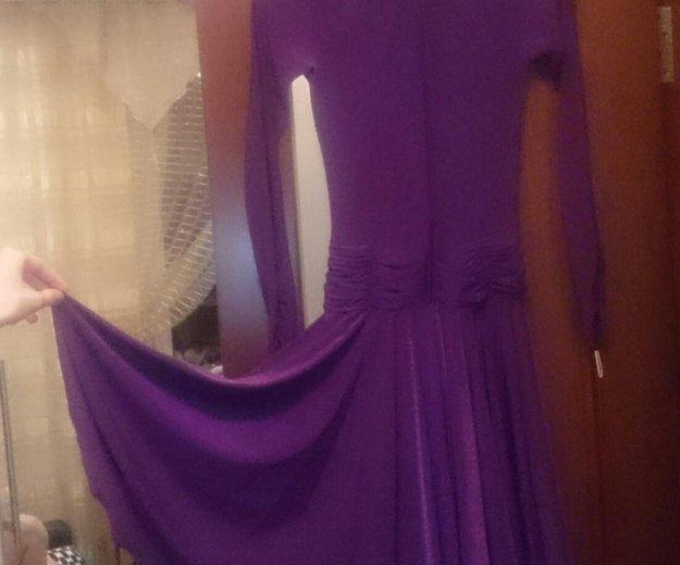 Платье для бальных танцев. Фото 2. Москва.