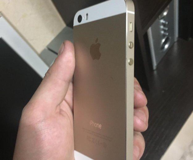 Iphone 5s состояние нового. Фото 1. Орск.