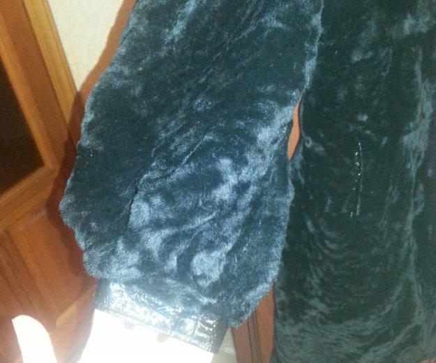 Натуральная шуба из мутона. Фото 3. Курчатов.