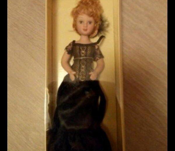 Фарфоровая кукла. Фото 3. Реутов.