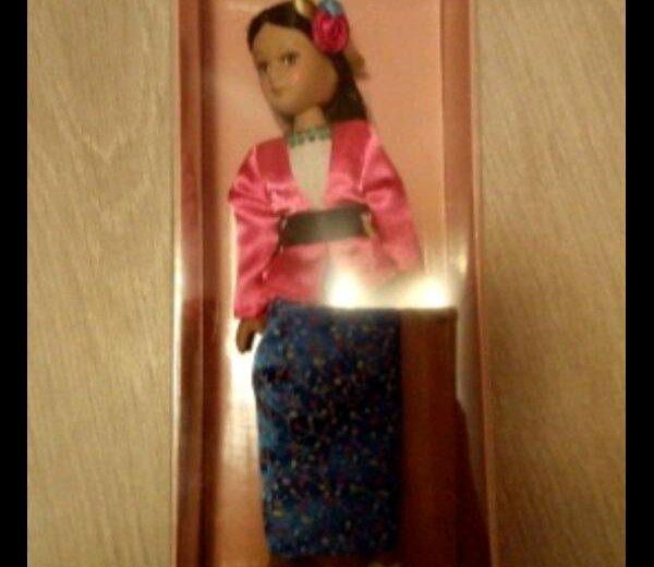 Фарфоровая кукла. Фото 4. Реутов.