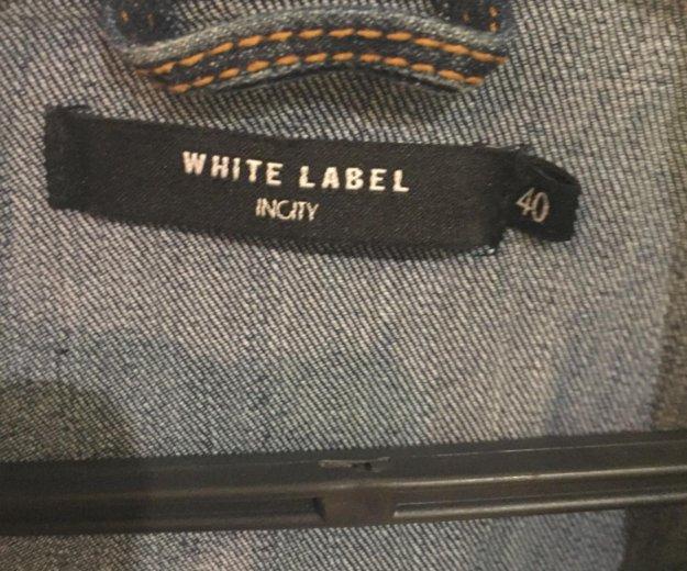 Куртка джинсовая. Фото 2. Зеленоград.