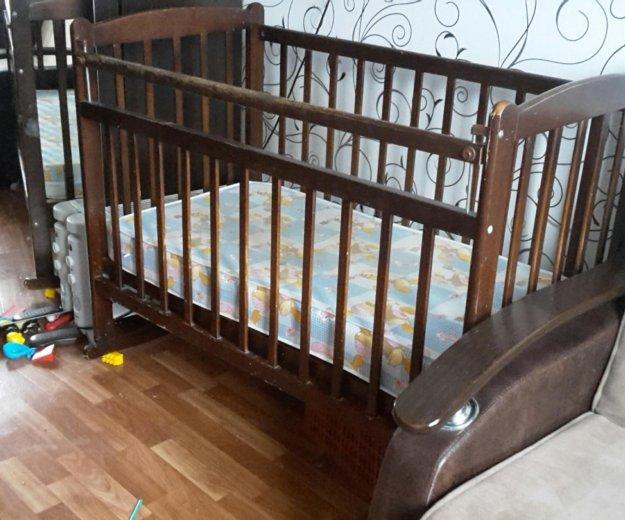 Детская кровать. Фото 1. Тольятти.