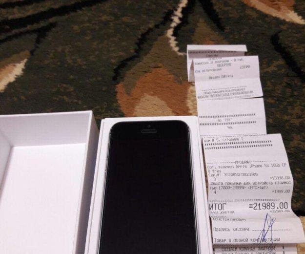 Iphone 5s. Фото 1. Москва.