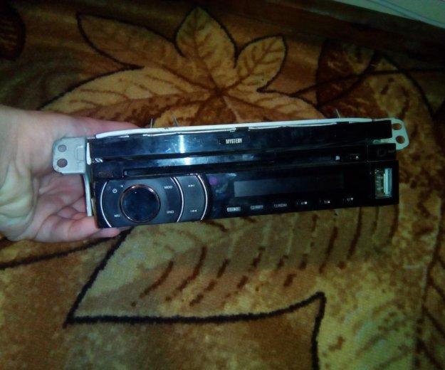 Магнитола с выдвижным экраном. Фото 2. Сочи.