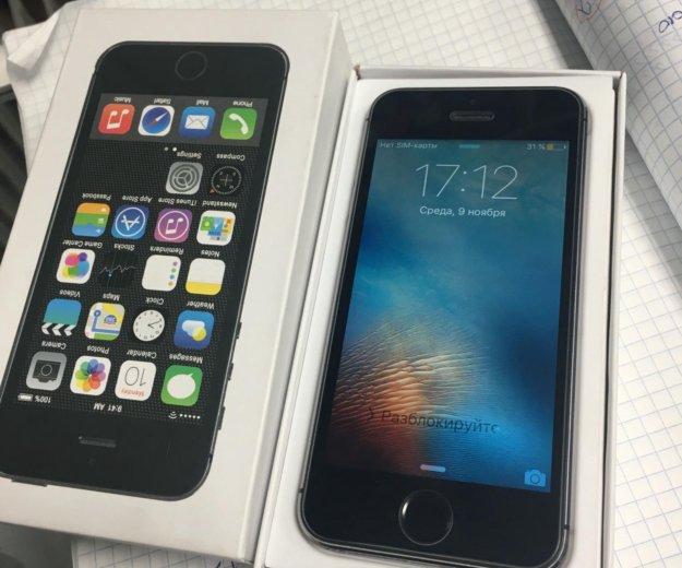 Iphone 5s неработает сенсор. Фото 1. Орск.