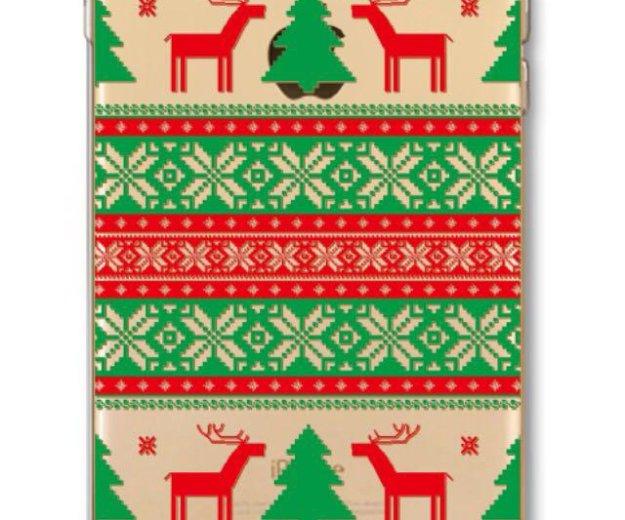 Новогодние чехлы для iphone 5, 5s, se и 6, 6s. Фото 1. Москва.