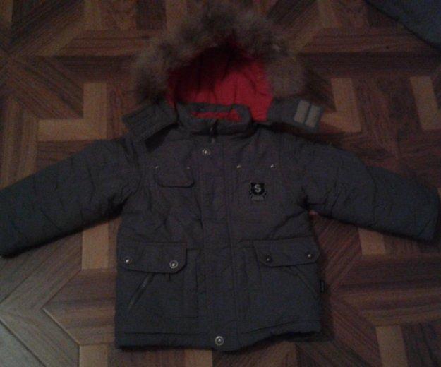 Куртка 4-5 лет. Фото 1. Крымск.