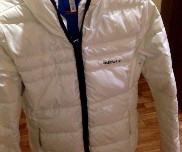 Куртка adidas оригинал. Фото 1. Казань.